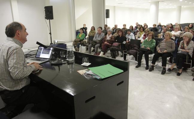 Conferencia de Daniel Eichelbaum