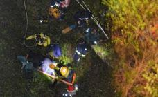 Hallan en el río el cadáver del vecino de Cangas del Narcea desaparecido hace quince días
