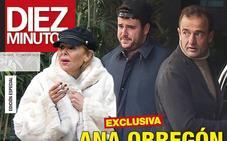 Ana Obregón y Lequio, preocupados por su hijo