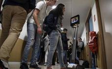 Un robot en Francia teletransporta a los niños enfermos