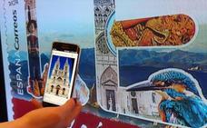 Correos ilustra por error un sello conmemorativo sobre León con la Catedral de Burgos