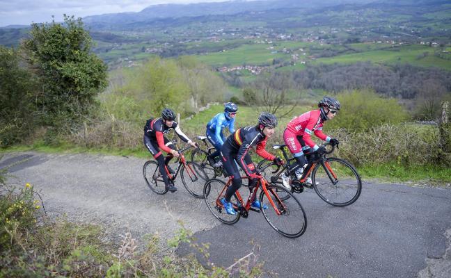 Les Praeres ya espera a la Vuelta