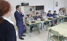 El colegio de Las Campas gana capacidad para los próximos «diez años»