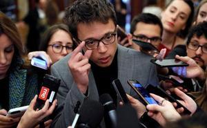 Iglesias advierte a Errejón: «Ni media tontería»