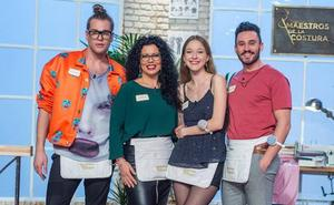 Eduardo, Alicia, Luisa y Antonio, finalistas de 'Maestros de la costura'