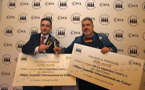 Sumilleres asturianos de campeonato