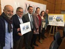 Presentado el cupón de la ONCE del centenario del Caudal