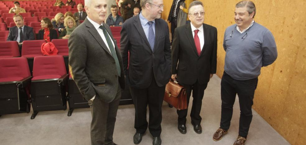 Ramón Punset: «Entre estos muros he sido muy feliz»