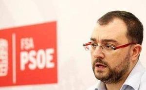 Adrián Barbón elude hablar de su posible candidatura hasta convocatoria de primarias