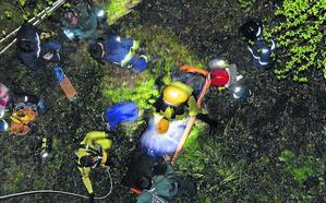 Investigan por omisión de socorro al hermano del vecino de Cangas del Narcea ahogado