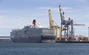 Los cruceristas conectan con el centro