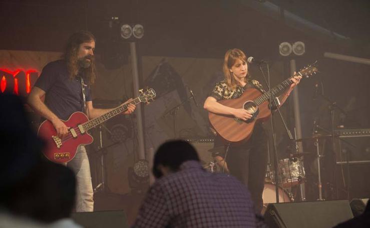 Fee Reega, Los Tupper y Viva Suecia calientan el Gijón Sound Festival