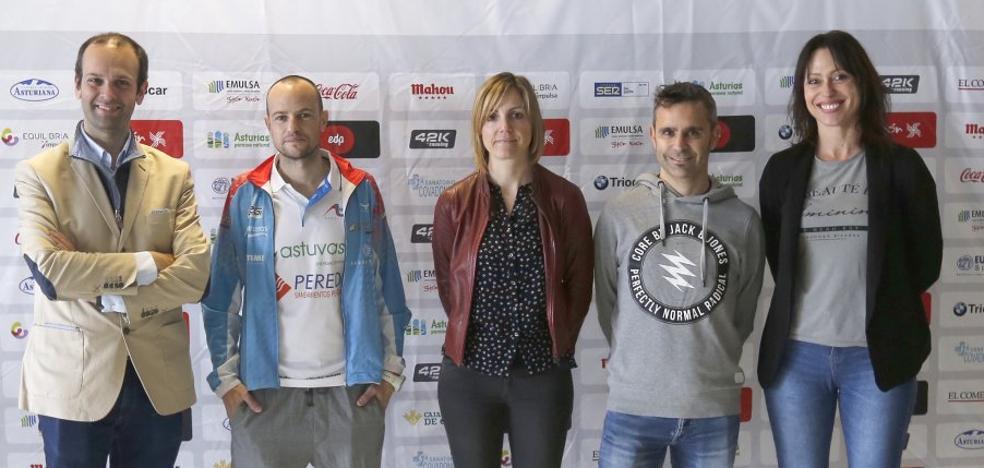 El Medio Maratón de Gijón pone cara a sus liebres
