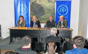 El PP inicia campaña en Llanes