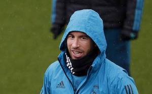 La UEFA no abre expediente a Sergio Ramos