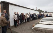 La Carriona tendrá un Muro de la Memoria para homenajear a ochocientos represaliados en el franquismo