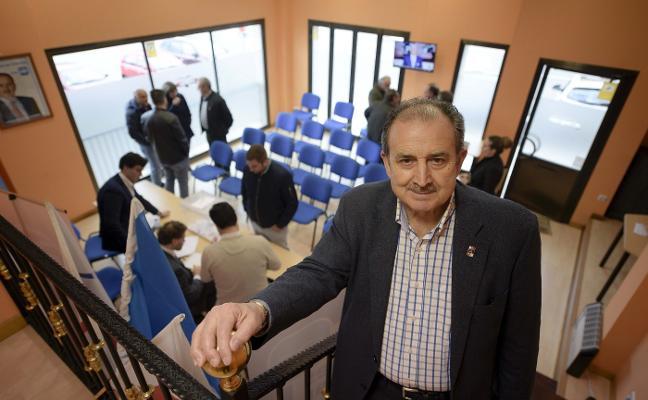 Avelino Sánchez, reelegido presidente del PP de Llanera con el 100% de los votos