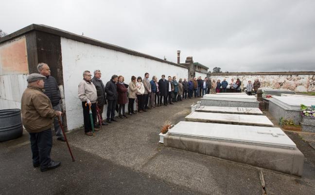 Un 'Muro de la Memoria' recordará en La Carriona a las víctimas del franquismo