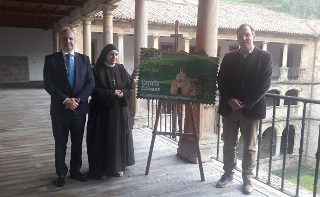 Alejandro Vega reclama más inversión para el Monasterio de Valdediós
