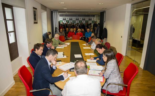 Colunga aprueba por unanimidad indemnizar con 365.000 euros a Pacoli