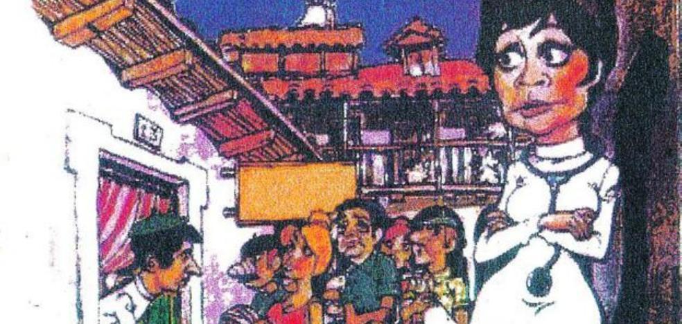 El sector de Sanidad de Usipa considera «inadecuado» el cartel contra Moriyón