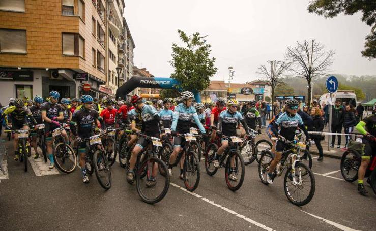 ¿Estuviste en la Bike Maratón Montes del Sella? ¡Búscate!