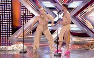 'Cómeme el donut', la esperpéntica actuación que dejó sin palabras al jurado de 'Factor X'