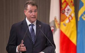Baragaño destaca el saneamiento y la solvencia de la Cámara de Comercio de Gijón