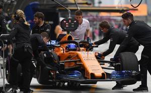 Fernando Alonso: «Los puntos son muy posibles en China»