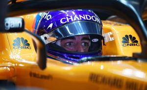Fernando Alonso, eliminado de la segunda ronda de China