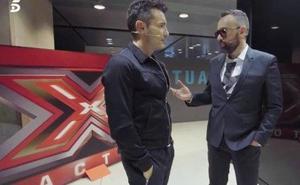 'Factor X' | Jesús Vázquez y Risto Mejide ponen fin a nueve años de enfrentamiento