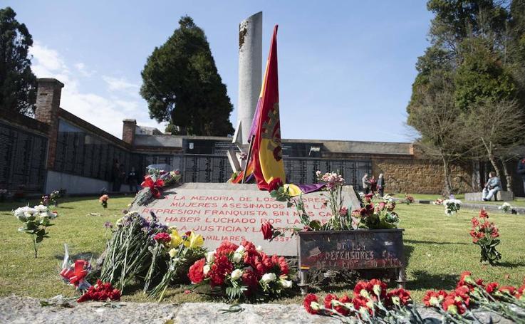 Acto conmemorativo del 87 aniversario de la II República