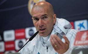 Zidane: «Me indigna que se hable de robo»