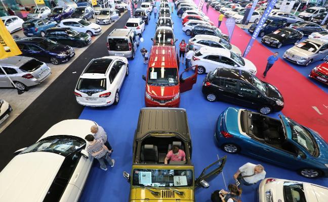 El número de vehículos registrados en el municipio de Avilés se eleva a 51.496