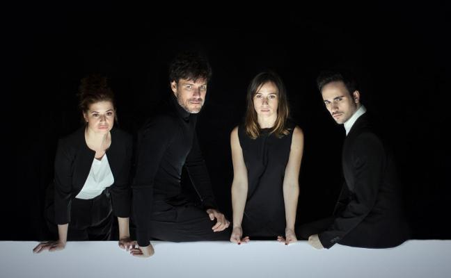 Estreno absoluto de 'Ilusiones', este viernes en el Teatro Palacio Valdés