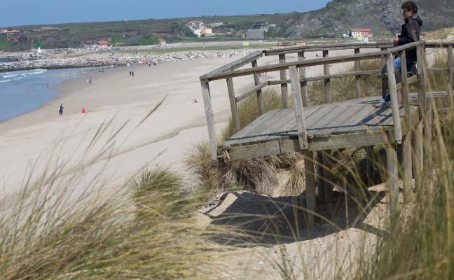 El paseo de las dunas no pasa la ITV