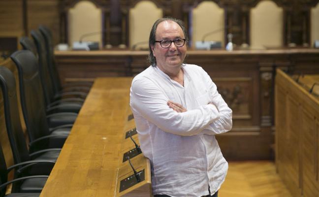 «Optaré a la reelección en Podemos para consolidar el partido en Gijón»