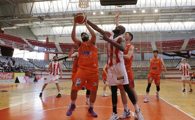 El Gijón Basket logra su reto