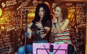 Silvidos y Gemidos en el concierto de La Panadería de Serondaya
