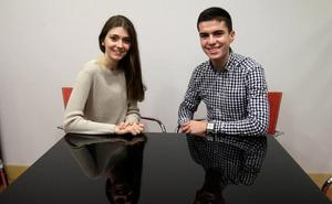 Dos estudiantes de Bachiller de Oviedo logran una beca para conocer Europa