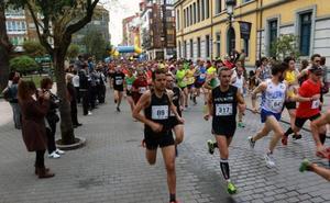 Joash Kiplimo pulveriza el récord de los 10 kilómetros de Langreo