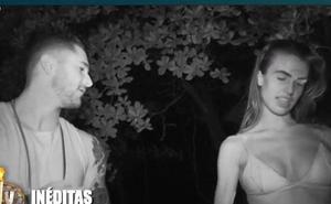 Primera conversación de Hugo Paz y Sofía Suescun en 'Supervivientes 2018'