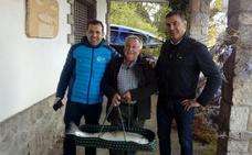 La pesca del campanu de Asturias, en imágenes