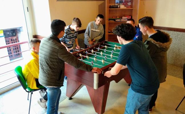 Piloña ya cuenta con un nuevo espacio joven en Infiesto