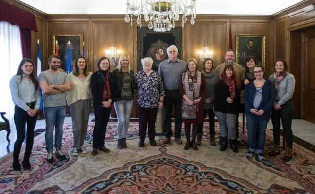 Avilés se incorpora a un proyecto europeo contra el abandono escolar