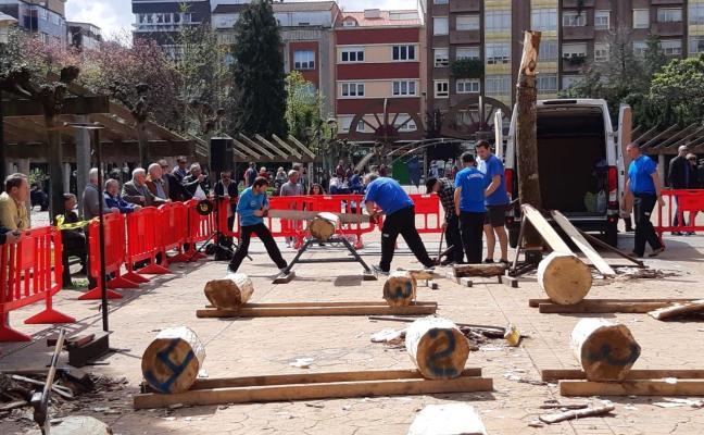 Deporte tradicional y folclore para cerrar la Folixa mierense