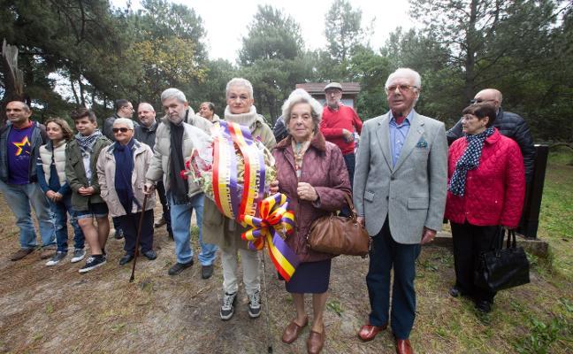 El Ateneo Republicano homenajea a las víctimas del franquismo