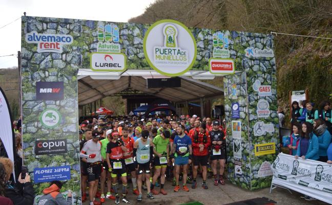 El trail 'Puerta de Muniellos', en Moal, conquista a público y corredores