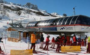 Una fusión para tener la mejor estación de esquí