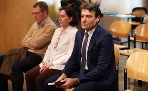 Mortera afirma que no conocía las condiciones del polígono de Olloniego